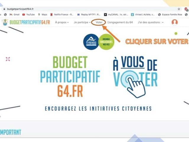 BUDGET PARTICIPATIF : « Notre santé autour du lac du Gabassot »