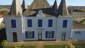 Visite d'Edouard Manceau à l'école Maternelle