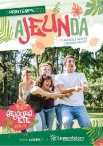 Pré-inscriptions Activités Espaces Jeunes / Vacances de Printemps et Séjours été 2021
