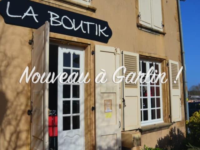 La Boutik est ouverte