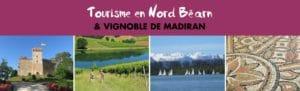 Tourisme : découvrez le Nord Béarn & le vignoble de Madiran cet été